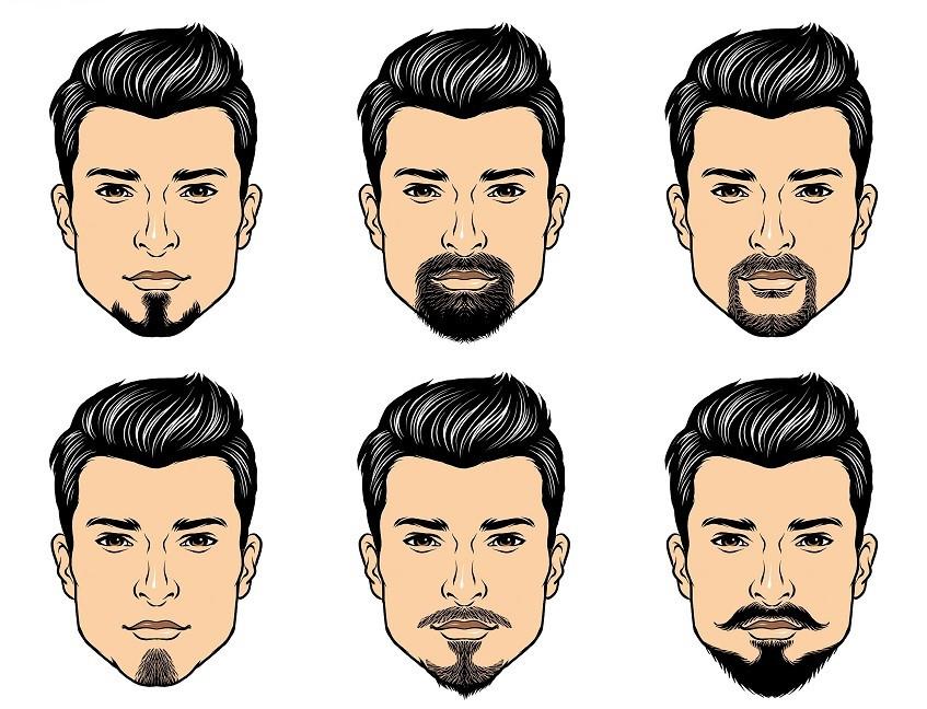 Как выбрать стиль бороды в зависимости от формы лица?