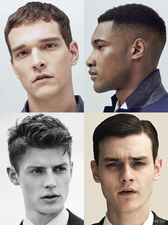 Какие стрижки подойдут мужчине с квадратной формой лица?